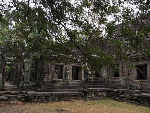 Angkor: le temple Banteay Kdei