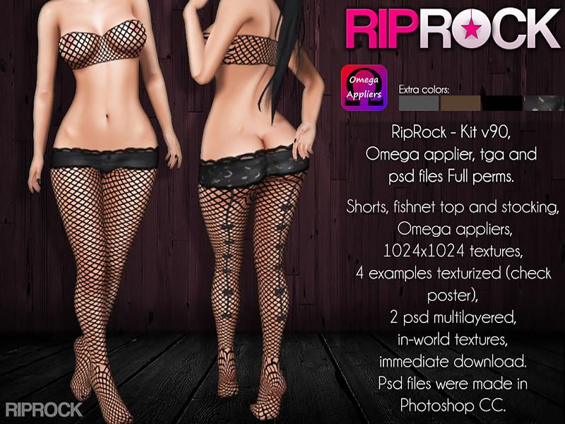 RipRock - Kit psd files V90  Ad