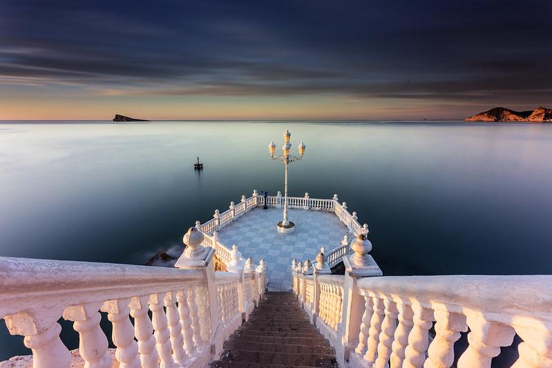 Terrace Sea