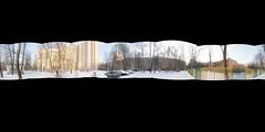 Project house Rusanova 9, 11
