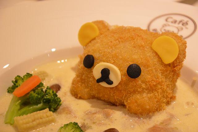 拉拉熊主題餐廳25