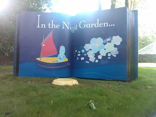 In The Night Garden Magical Boat Ride