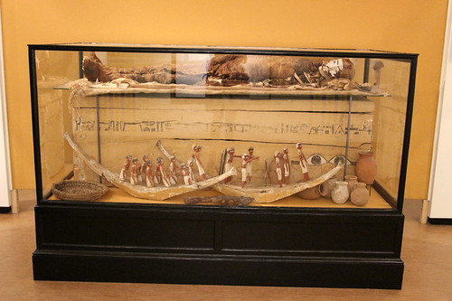 Djehutihotep, 100 years of excavations in Egypt