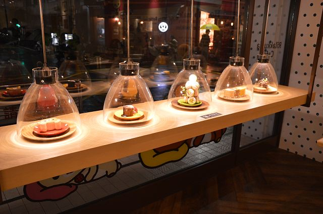 拉拉熊主題餐廳45