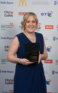 Kath Sandford - Intermediate Apprentice of the Year 2015
