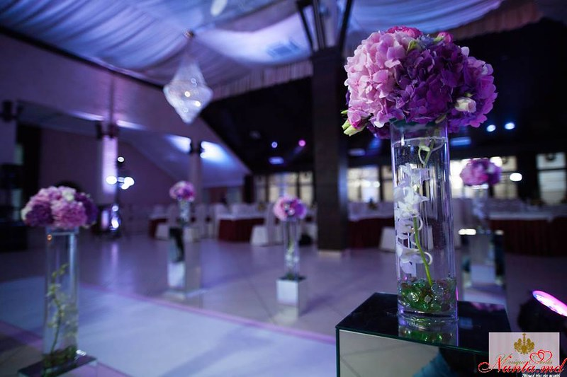 Unique Events: декорации для свадьбы > Фото из галереи `Decorațiuni și lumini ambientale!`