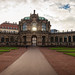 Panorama Dresdner Zwinger by mschroeder_36x24