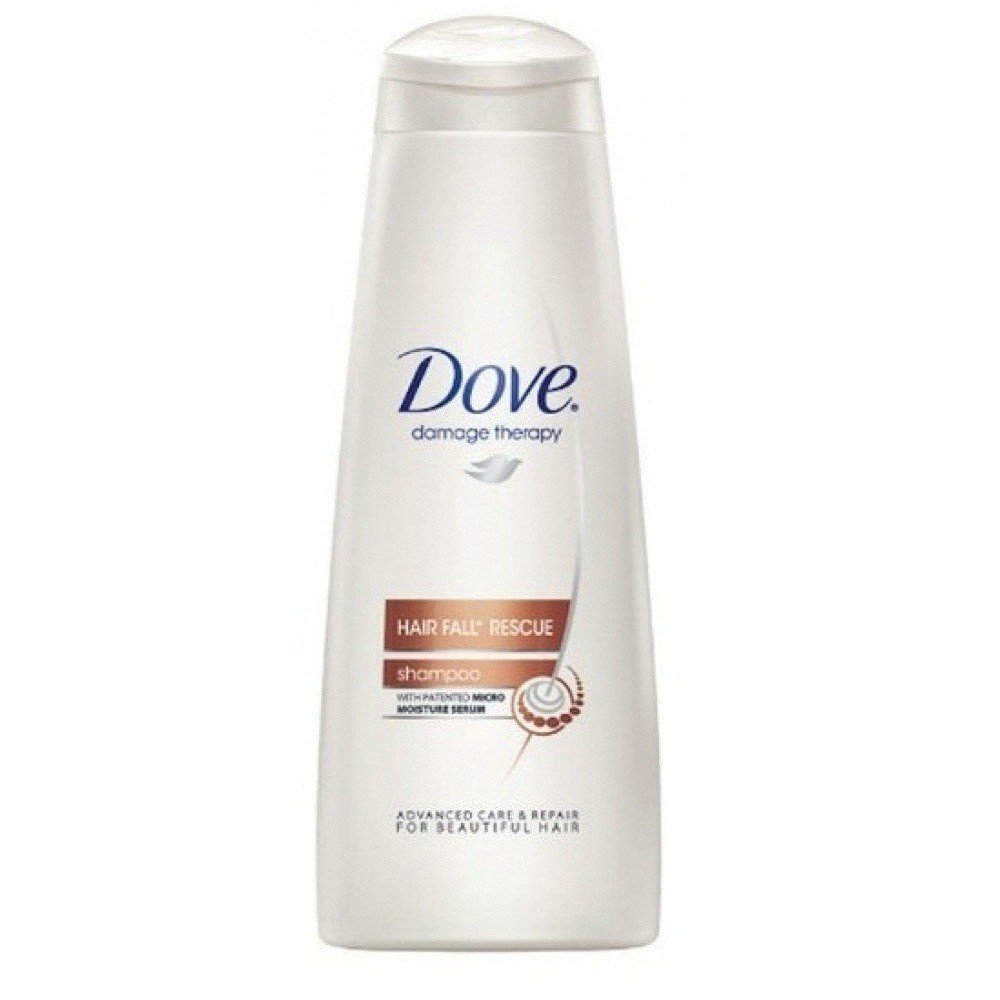 Best Shampoo for hair fall control in india -Dove