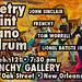 John Sinclair Tour 2016 New Orleans