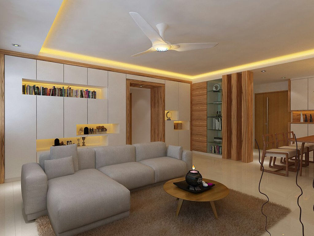 One Bedroom Interior Design Singapore