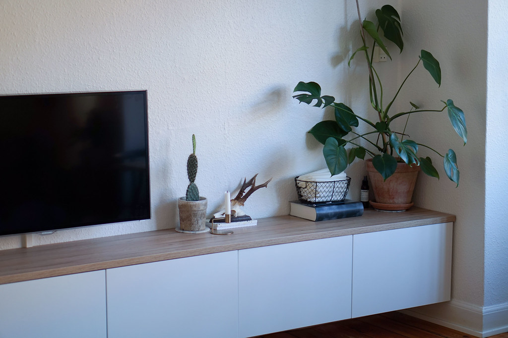 ikea hack tv m bel ditteblog. Black Bedroom Furniture Sets. Home Design Ideas