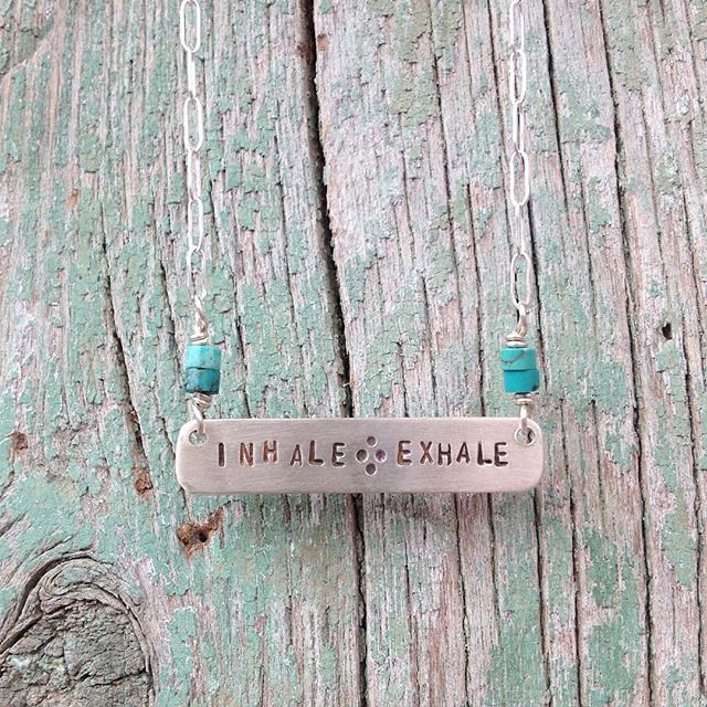 Inhale •• Exhale