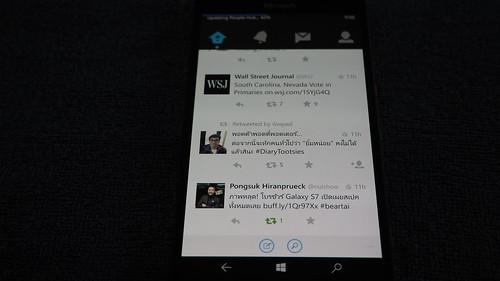 Twitter for Windows Phone