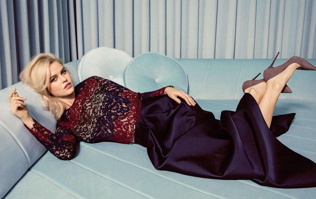 Элис Ив — Фотосессия для «HELLO! Fashion» 2015 – 1