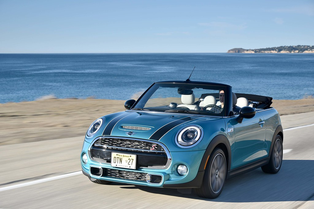All-New MINI Convertible