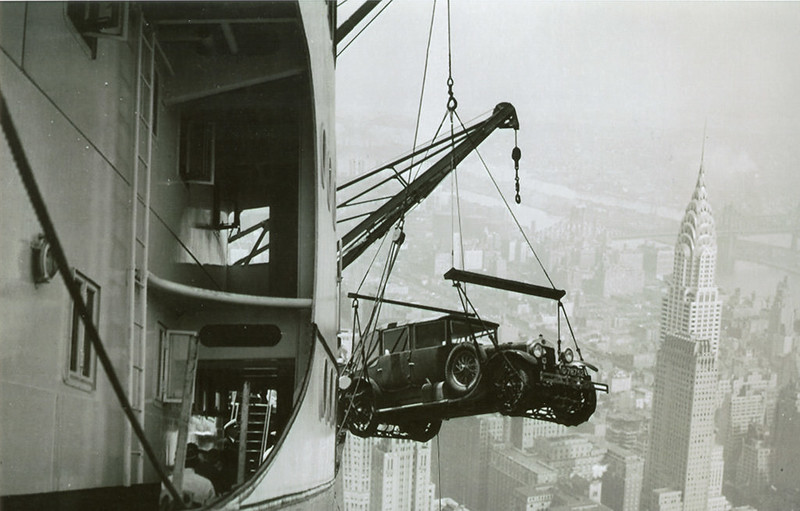 Parking in NYC Has Always Been Crazy