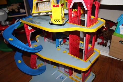 3D Printing - Elevator Fix - KidKraft Deluxe Garage Playset