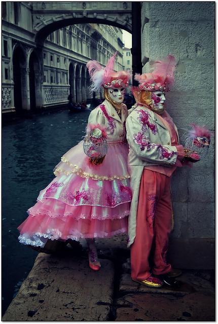 Venezia. Il Carnevale...