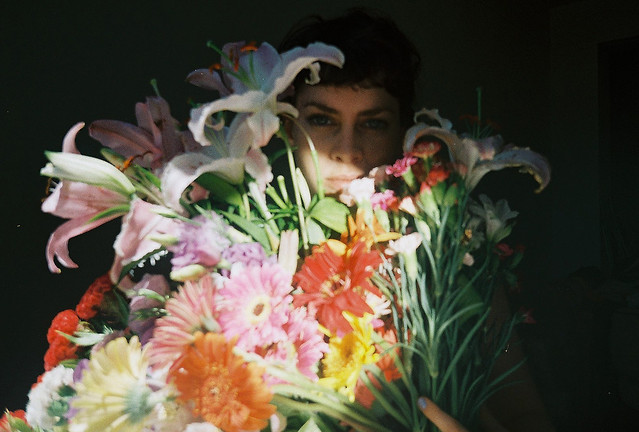Flowers for Indie Magazine