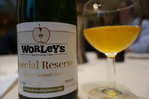 Worley's Special Reserve