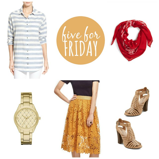 five for friday, trendy Style On Target