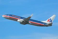 N831NN Boeing 737-823(WL) of American Airlines