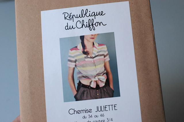 Republique du Chiffon Juliette