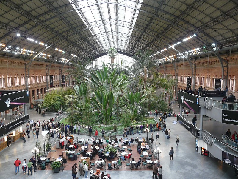 Estação Atocha