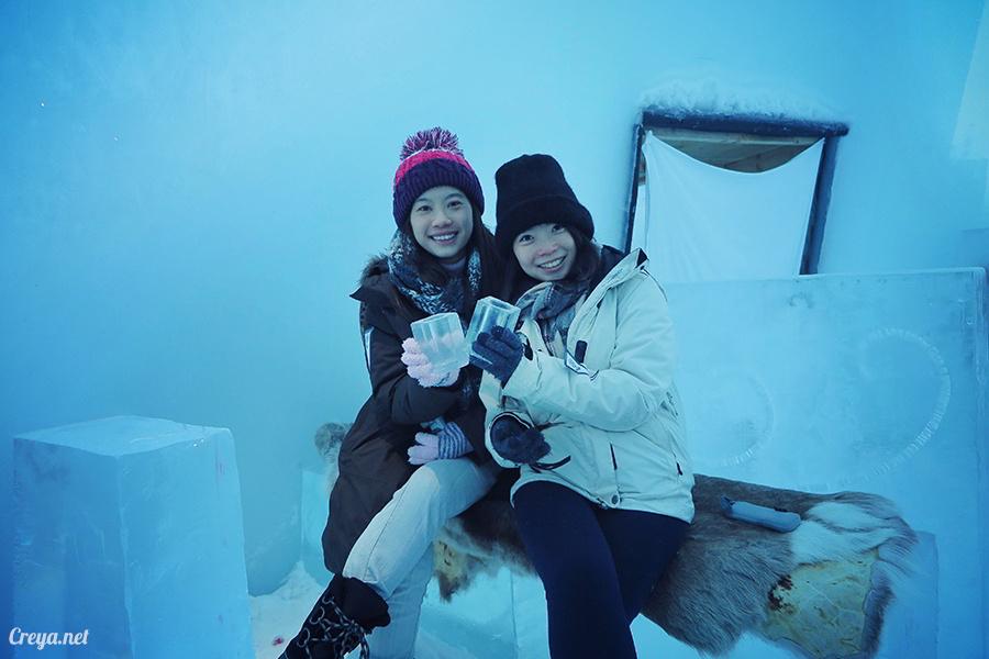 2016.02.25 ▐ 看我歐行腿 ▐ 美到搶著入冰宮,躺在用冰打造的瑞典北極圈 ICE HOTEL 裡 29.jpg