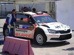 WRC Rally Guanajuato México 2016 - Sábado 5 de marzo - Rally Campus 115