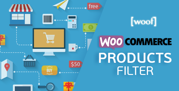 Codecanyon WOOF v2.1.3.4 - WooCommerce Products Filter