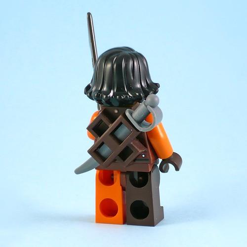 LEGO Nijago 70602 Jay's Elemental Dragon 02