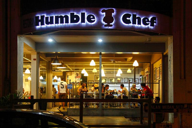 Humble Chef Bukit Damansara