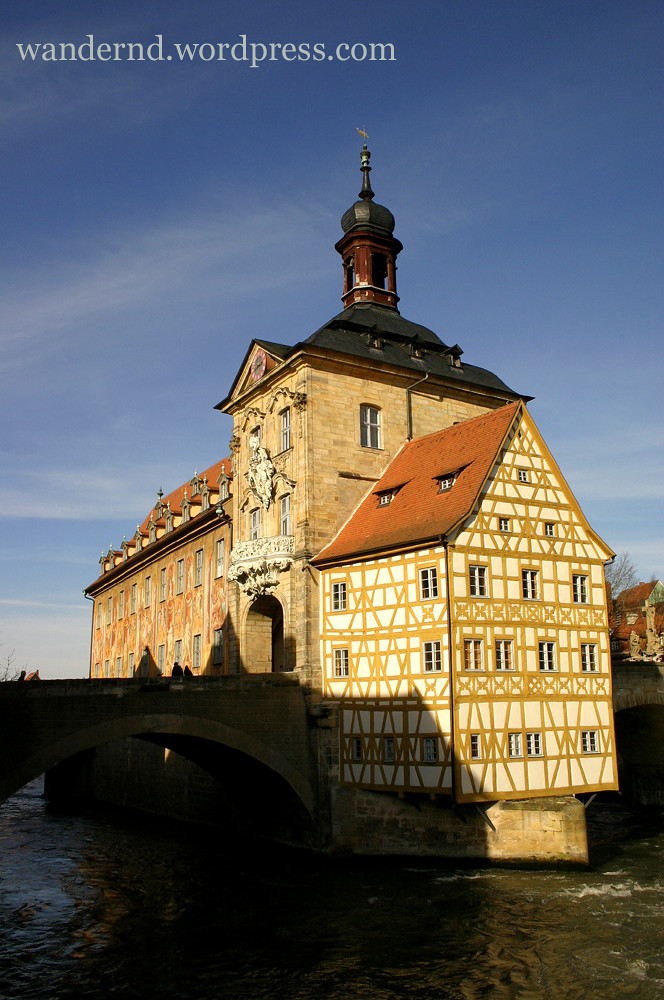 Bamberg: Altes Rathaus