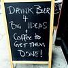 I don't drink coffee. #sign #coffee #hongkong