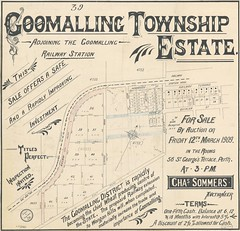 Goomalling Township Estate, 1909