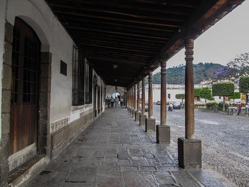Antigua: el Parque Central