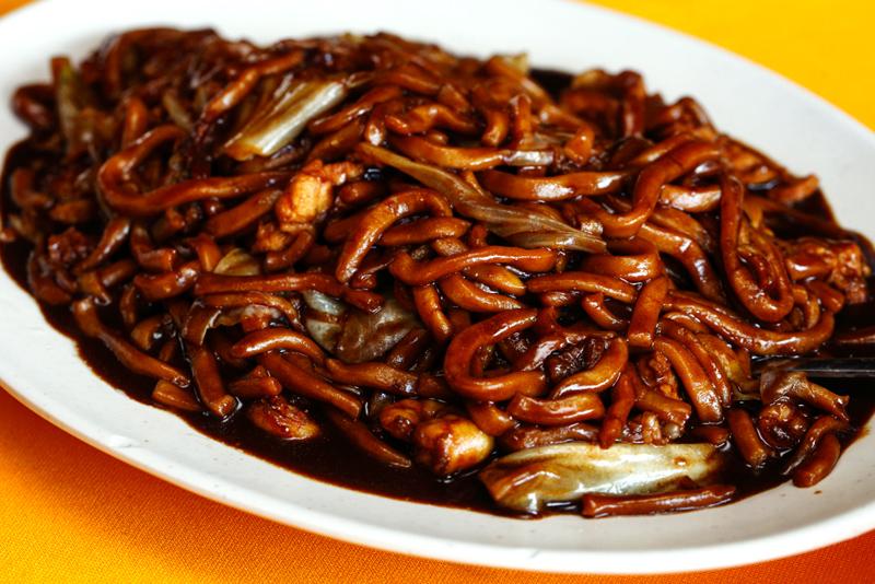 Pak Thong Fried Hokkien Mee