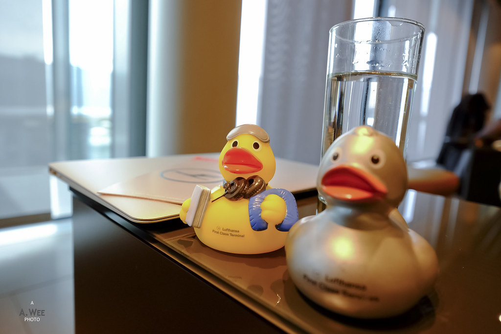 Ducks of Lufthansa