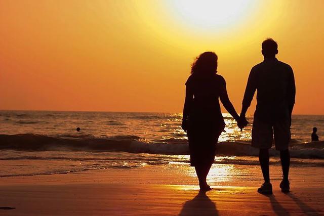 by @_._maverick_._ #Beach #Goa #IncredibleIndia I have no exact idea when is your wedding anniversary. But i know it falls somewhere around this time. So belated/ advanced Happy Wedding Anniversary. @annsrandomclicks @sreeraj81 #wedding #anniversary #wish