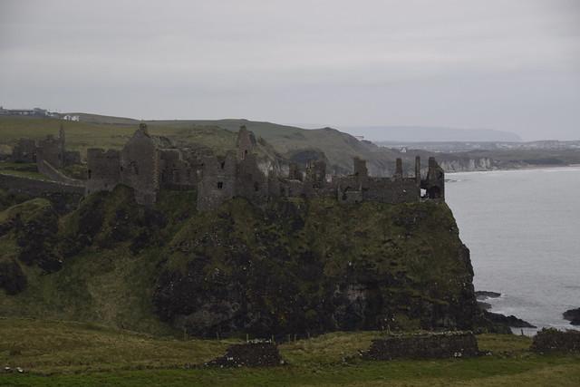 Dunluce Castle-Pyke