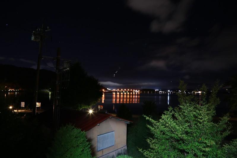 夜晚的景色