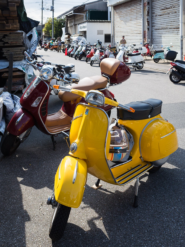 "20160425_02_Vespa 70th Birthday Celebration Meeting ""Fabbrica 1946"""