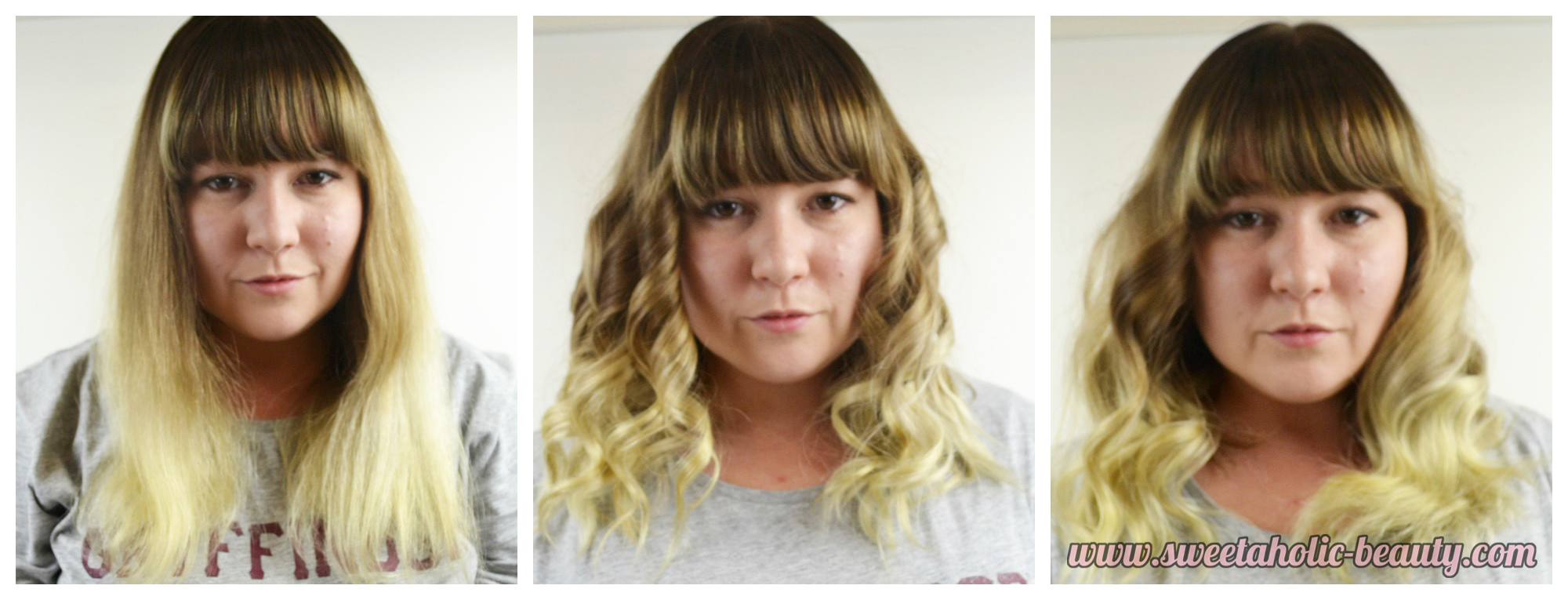 Irresistible Me Ruby Auto-Rotating Curling Iron Trialled & Tested - Sweetaholic Beauty