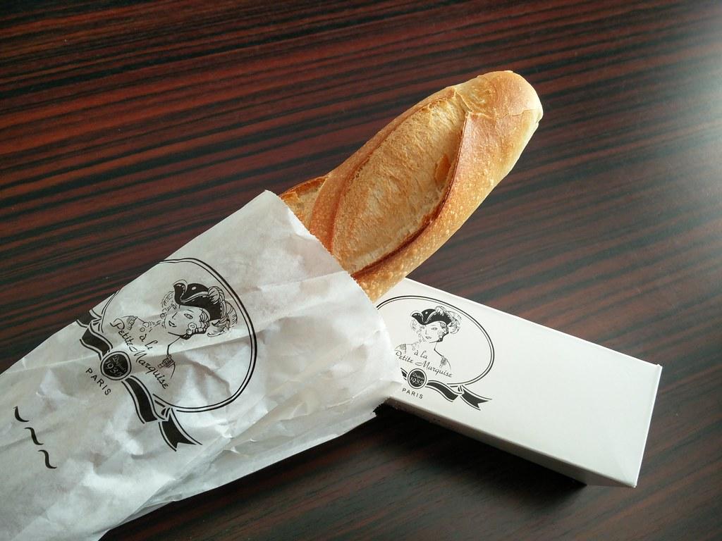 Baguette a la Petite Marquise