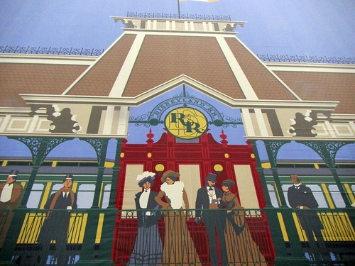 Refurbishments at Main Street Station