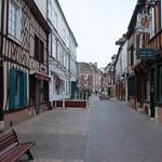 Casas normandas en Beauvais
