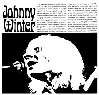 Johnny Winter's Texas International Pop Festival aka White Lightning
