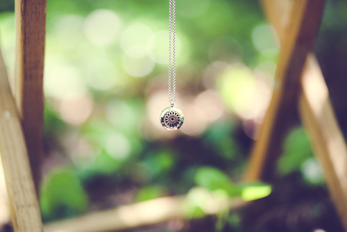 One of the loveliest Essential Oil Diffuser Necklace I've seen. Very affordable too