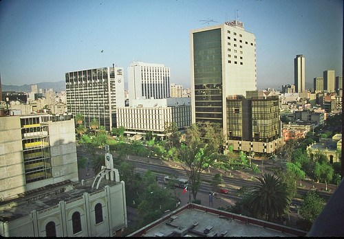 Mexico City 1992